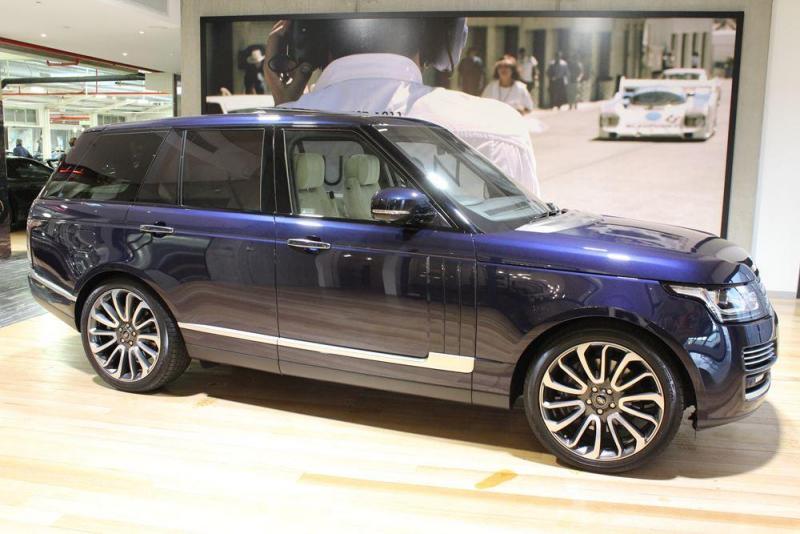 Омыватель камеры Range Rover L405 и Range Rover Sport L494